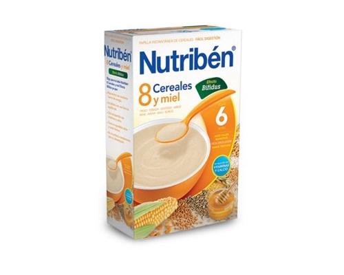 PAPILLA NUTRIBEN 8 CEREALES...