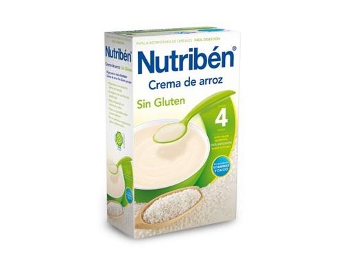 NUTRIBEN CREMA DE ARROZ -...