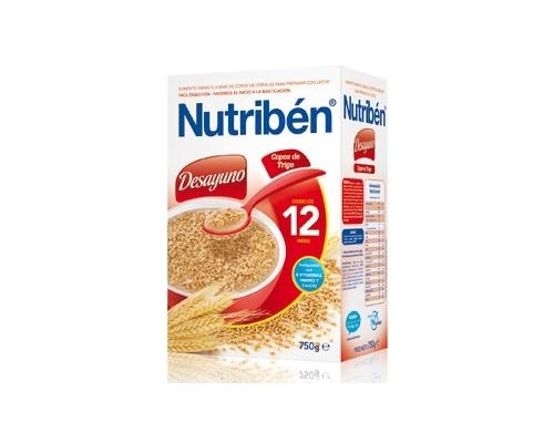 NUTRIBEN DESAYUNO COPOS DE...