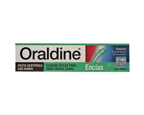 ORALDINE ENCIAS PASTA...