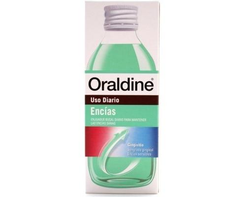 ORALDINE ENCIAS - (400 ML )