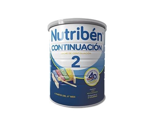 NUTRIBÉN CONTINUACIÓN 800 G