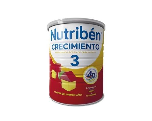 NUTRIBÉN CRECIMIENTO 800 G
