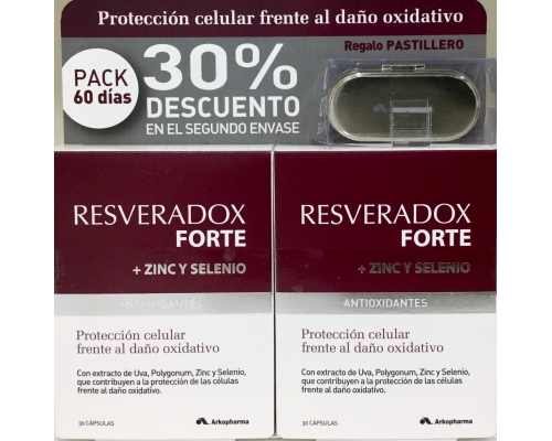 RESVERADOX FORTE PACK 60...