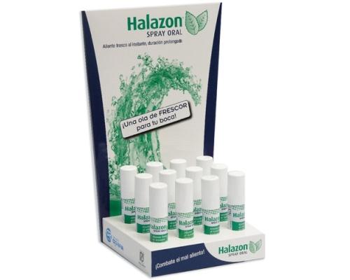 HALAZON SPRAY ORAL - (10 G )