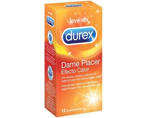 DUREX DAME PLACER -...