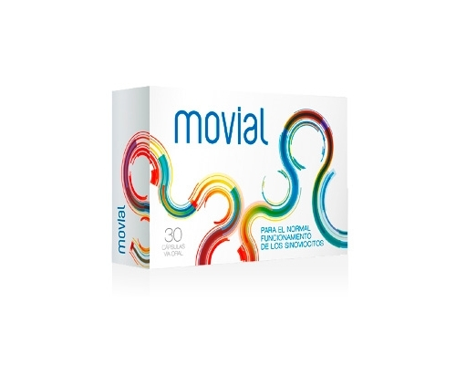 MOVIAL - (30 CAPS )