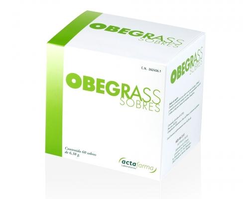 OBEGRASS - (30 SOBRES )